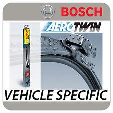 AUDI A4 Avant [Mk2] 11.03-> BOSCH AEROTWIN Vehicle Specific Wiper Blades A016S