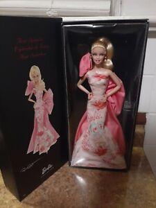 Mattel Avon Rose Splendor by Robert Best Pink Label Collector Barbie 2010  NRFB