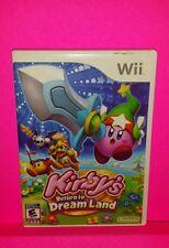 Kirby's Return to Dream Land (Nintendo Wii, 2011) Wii NO MANUAL