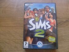 THE SIMS 2 BASE GAME FOR PC ON 4 X CD-ROM COMPLETE INCLUDING MANUAL