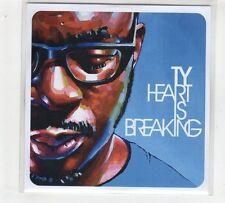 (GP935) TY, Heart Is Breaking - DJ CD