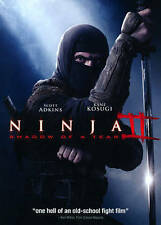 Ninja II: Shadow of a Tear (DVD, 2013) GREAT SHAPE, W/SLIPCOVER