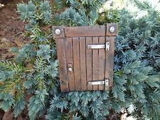 15cm Fée Décoration De Jardin Porte En Bois Intérieur/Extérieur Magical Secret