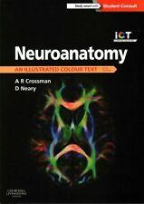 Neuroanatomy: an Illustrated Colour Text by Alan R. Crossman 9780702054051