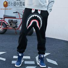 Au stock Bape pant street wear pant trousers cotton unisex