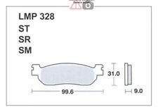 ATHENA PASTIGLIE FRENO POSTERIORI per YAMAHA X-MAX 250 YP R/BLACK 2005 - 2013