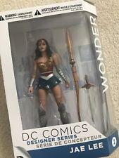 DC Comics Batman Superman Jae Lee Designer Series Wonder Woman Figure