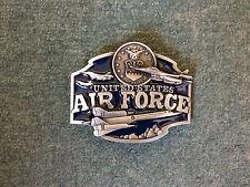 Air Force Metal Belt Buckle