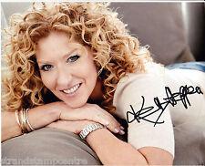 "Kelly Hoppen - Colour 10""x 8"" Signed Photo - UACC RD223"