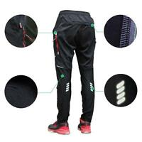 Outdoor Cycling Pants Men Women Sport Casual Riding Trousers Breathable Bike