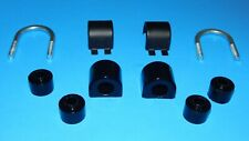New Perfromance Poly Sway Bar Bushing with Bracket Set for Triumph TR6 1969-76