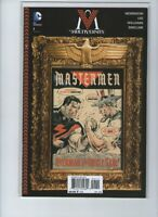 DC Multiversity 1 Mastermen Comic Rare High Grade NM 9.0 Key Hot Morrison Lee