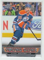 (70023) 2013-14 UPPER DECK YOUNG GUNS MARK ARCOBELLO #463 RC
