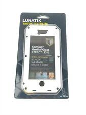 LUNATIK TakTiK extreme Corning Gorilla Glass for iPhone 5/5s - Free Shipping