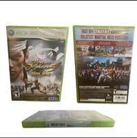 NEW Sega Virtua Fighter 5 Online Xbox 360 Game
