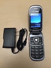 Samsung Convoy 3 III SCH-U680 - (Verizon - Page Plus) Rugged Flip Cell Phone
