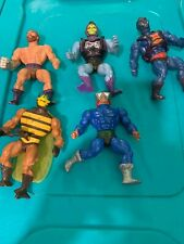 Vintage Masters of the Universe MOTU He-Man Villains Action Figure Lot