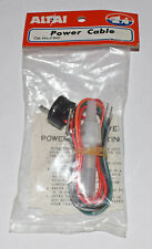 UNIVERSAL POWER AND SPEAKER CORD FOR VINTAGE CAR 8 TRACK AND STEREO