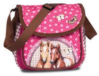 Fabrizio Kindertasche Tasche Umhänger Pferd Kindergartentasche Schultertasche