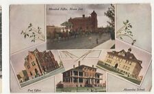 Canada, Moose Jaw Multiview Postcard, B150