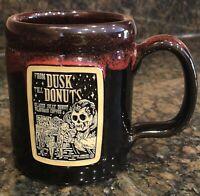 Bones Coffee Company Deneen Pottery Mug From Dusk Till Donuts 2020 Mug