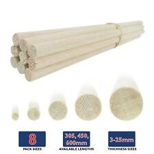 More details for wws balsa wood dowels (choose size & quantity) – modelling
