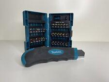 Makita Drill Heads And Knife / Messer / Makita / Used / Makita Tools