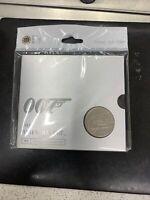 2020 Pay Attention James Bond 007 2nd £5 Five Pound Coin BU Royal Mint Sealed