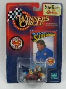 Winner's Circle Steve Kinser Superman Racing 1:64 Scale