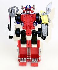 Power Rangers Operation Overdrive Deluxe DX Drivemax Megazord figure