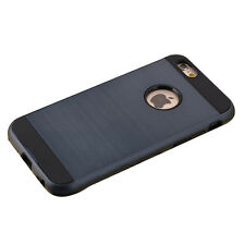 Back Case Cover Hard Metal Shockproof Bumper Hybrid Heavy Duty For iPhone 5/5S