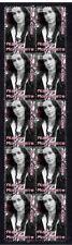 Alanis Morisette Strip Of 10 Mint Rock Icon Vignette Stamps 1