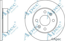 DISCHI FRENO POSTERIORE (COPPIA) PER RENAULT 18 Variable Genuine APEC DSK282