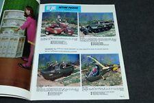 Irwin Toys 1968 1969 Dealer Catalog Gi Joe Sotw Hasbro Oriignal