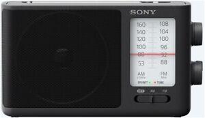Sony ICF-506 Heimradio schwarz NEU & OVP