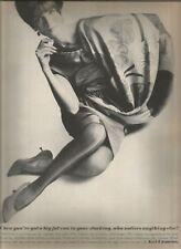 ELBEO TIGHTS /& STOCKINGS vintage ad poster united kingdom 1960 24X36 hot new