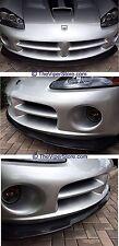CARBON FIBER 03-10 Dodge Viper SRT-10 Front Air Dam / Splitter in XSC-V34-AIRDAM