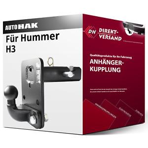 Anhängerkupplung starr für Hummer H3 2005-2010 top