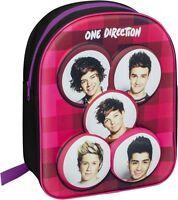 One Direction 1D Deluxe Shoulder Messenger Gym Shopping School College Bag
