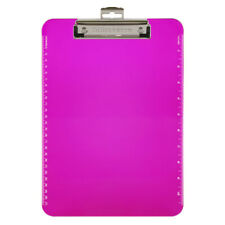 Office Depot Brand Plastic Clipboard, 8 1/2