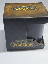 Mug - World of Warcraft - Blackout Logo Ceramic Cup 11oz New