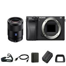 Sony A6300 Digital SLR + Sonnar T* FE 55mm f/1.8 ZA Lens