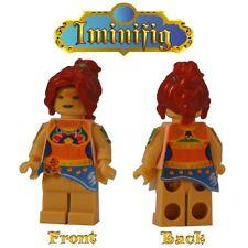 LEGO Custom minifig Legend of Zelda breath Of The Wild : Lady Urbosa #151