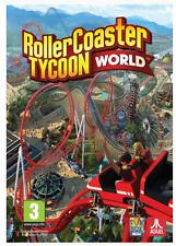 Roller Coaster Tycoon World (PC)