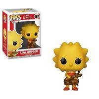 FUNKO POP!  Simpsons - Lisa-Saxophone