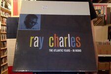 Ray Charles The Atlantic Years in Mono 7xLP box set sealed vinyl