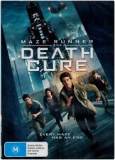 Maze Runner 3 Death Cure 2018 Genuine Aussie Release DVD Region 4 &