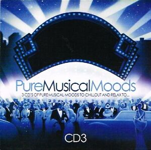 CD Pure Musical Moods CD 3 (UK 2004)  Musiche da colonne sonore