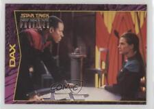 1997 SkyBox Star Trek: Deep Space Nine Profiles #36 Dax Non-Sports Card 1h2