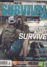 American Survival Guide Magazine Observe Adapt Survive September 2017 010918nonr